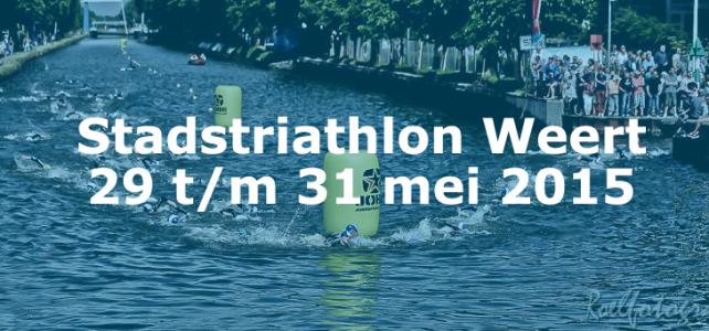 City Triathlon Weert 2015