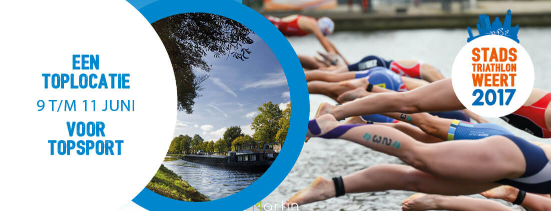 City Triathlon Weert