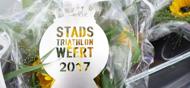Foto's Rabobank Stadstriathlon Weert 2017